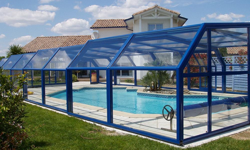 Abri de piscine haut Arcadia - Fronton (31)