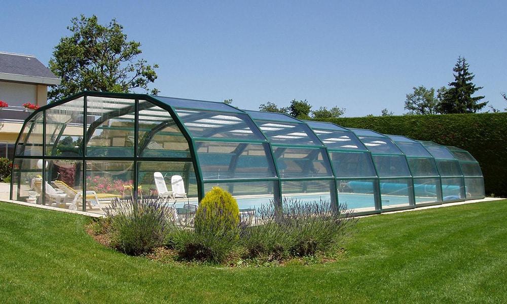 Abri de piscine Haut Ondine - La Primaube (12)