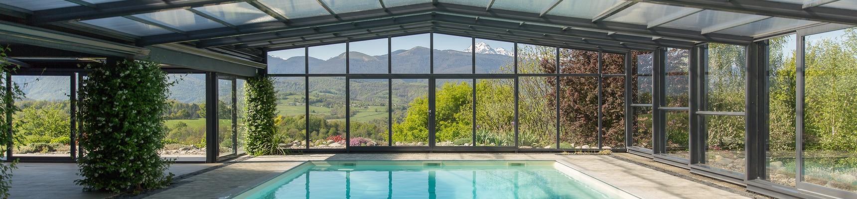 v nus fabricant fran ais d 39 abris de piscine depuis 1987. Black Bedroom Furniture Sets. Home Design Ideas