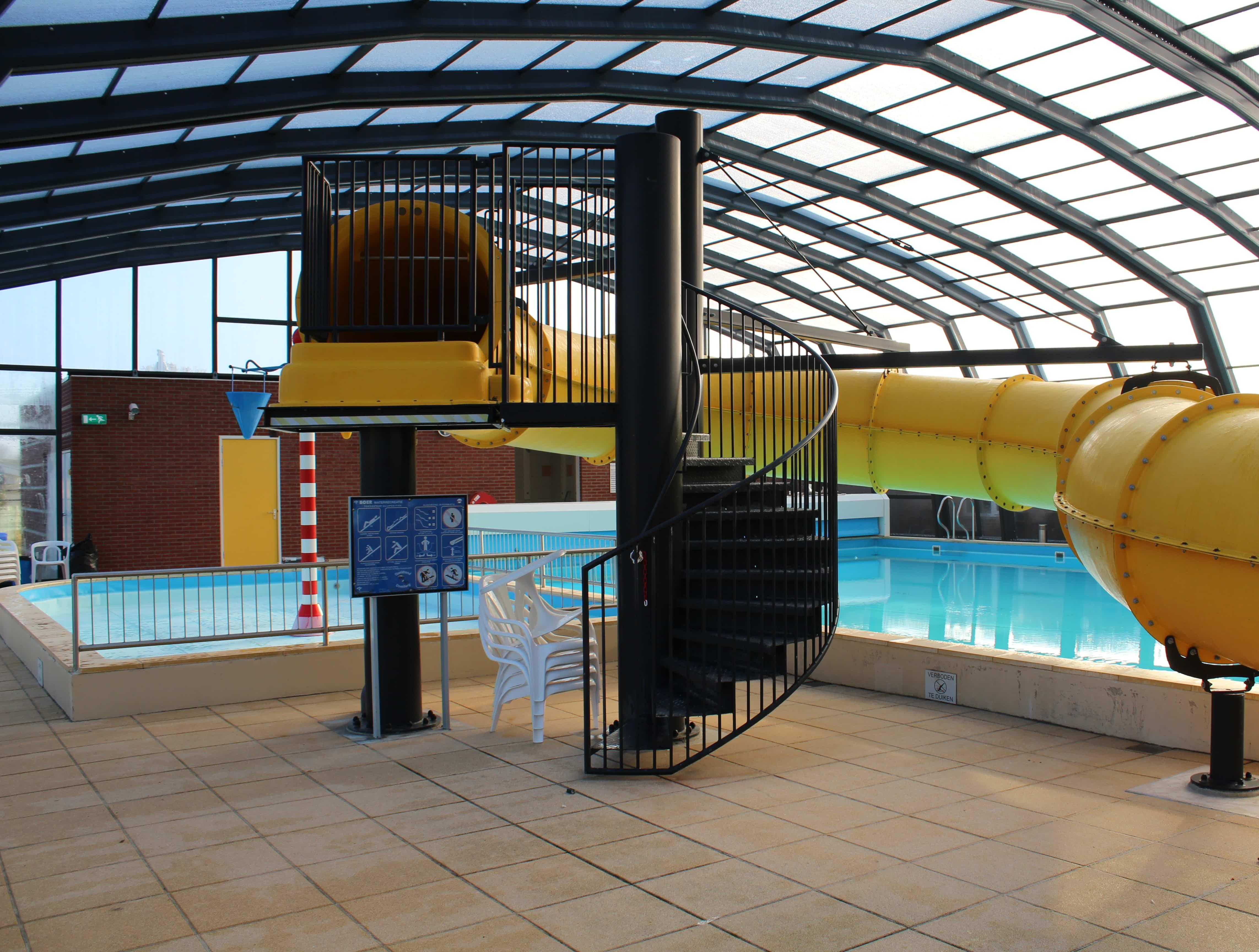 Abri de piscine Collectivités - Doesburg, Pays-Bas