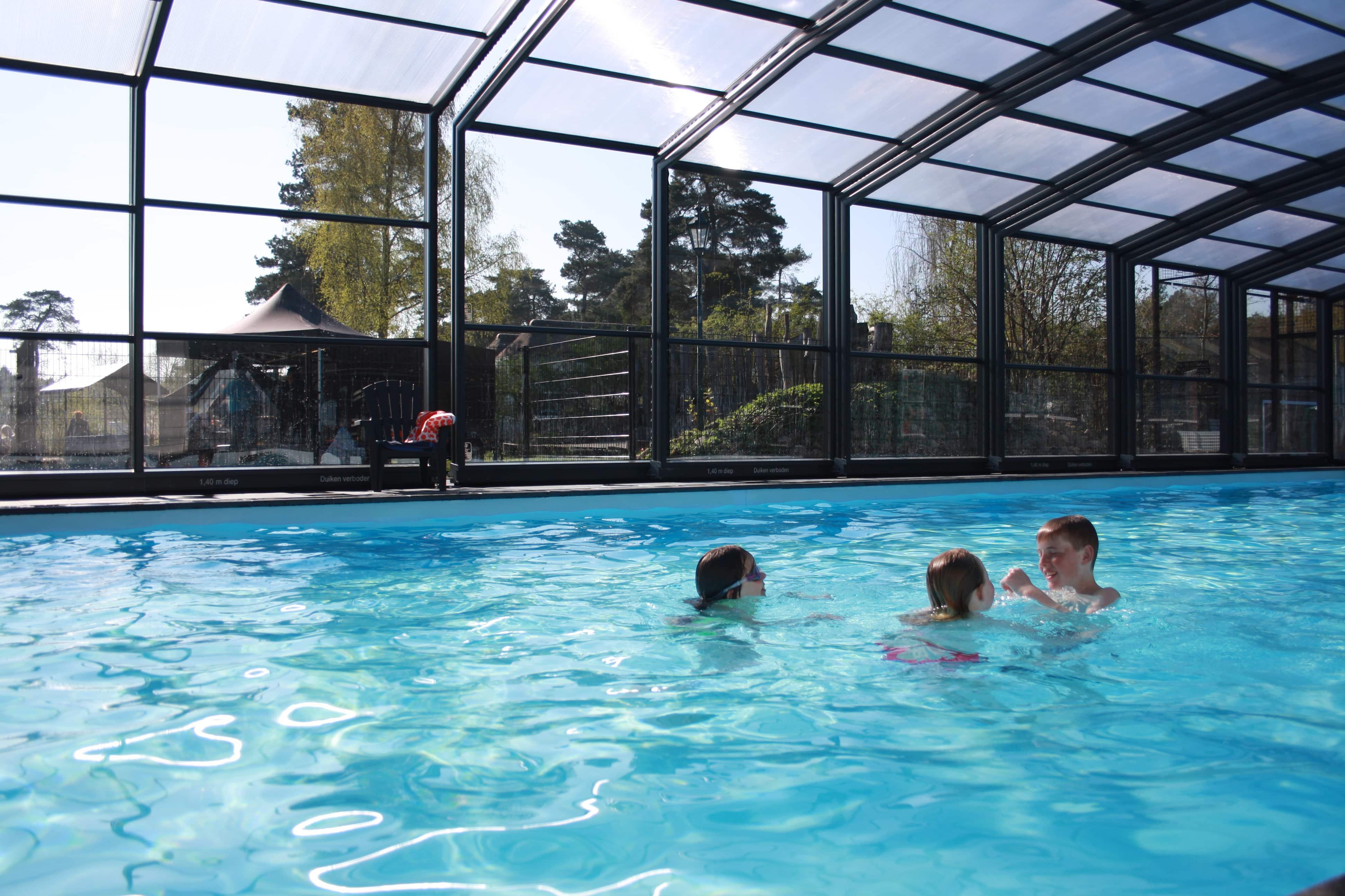 Abri de piscine Collectivités - Va Norg, Pays-Bas